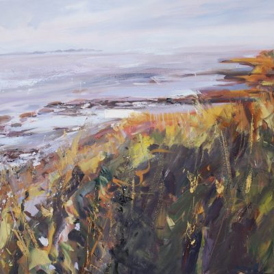 004 Evening On The Solway Alison Critchlow