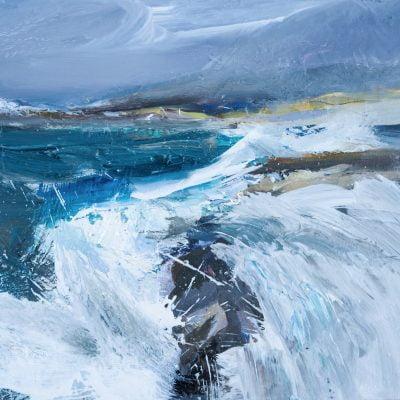 010 A Critchlow 'Storm Surge'