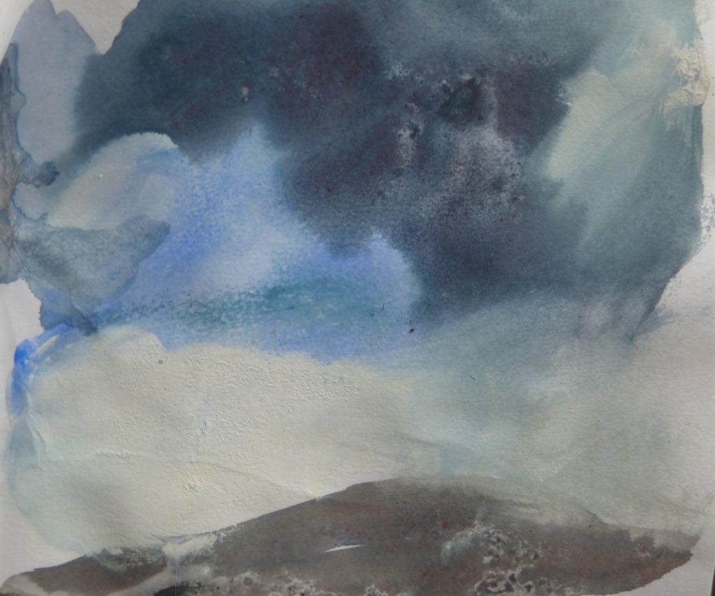Cloud Study, A Critchlow