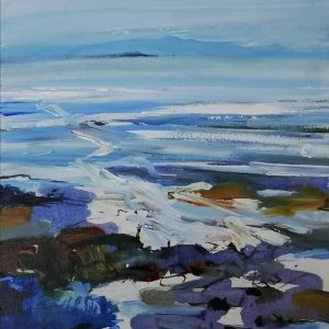 'Ice Opn The Solway' SOLD
