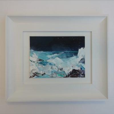 'Western Isles, Framed