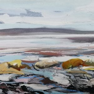 'Winter Solway' 36.5 X 30.5 Cm Framed Size